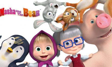 MIPCOM: Masha and the Bear Season 5 heads to Brazil