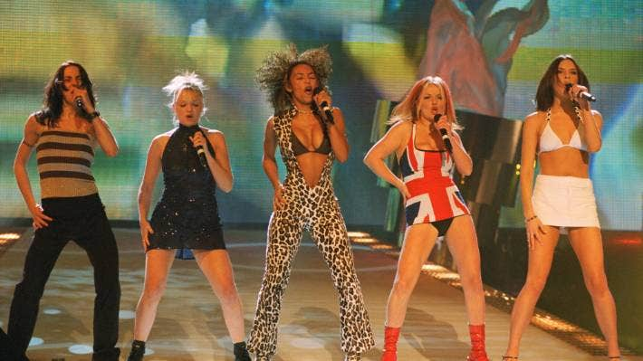 Bravado and Spice Girls in Exclusive Partnership