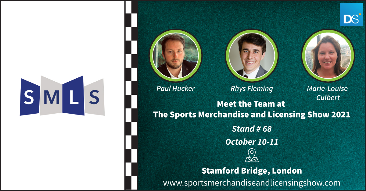Dependable Solutions, Inc. at the  Sports Merchandise and Licensing Show 2021 at Stamford Bridge