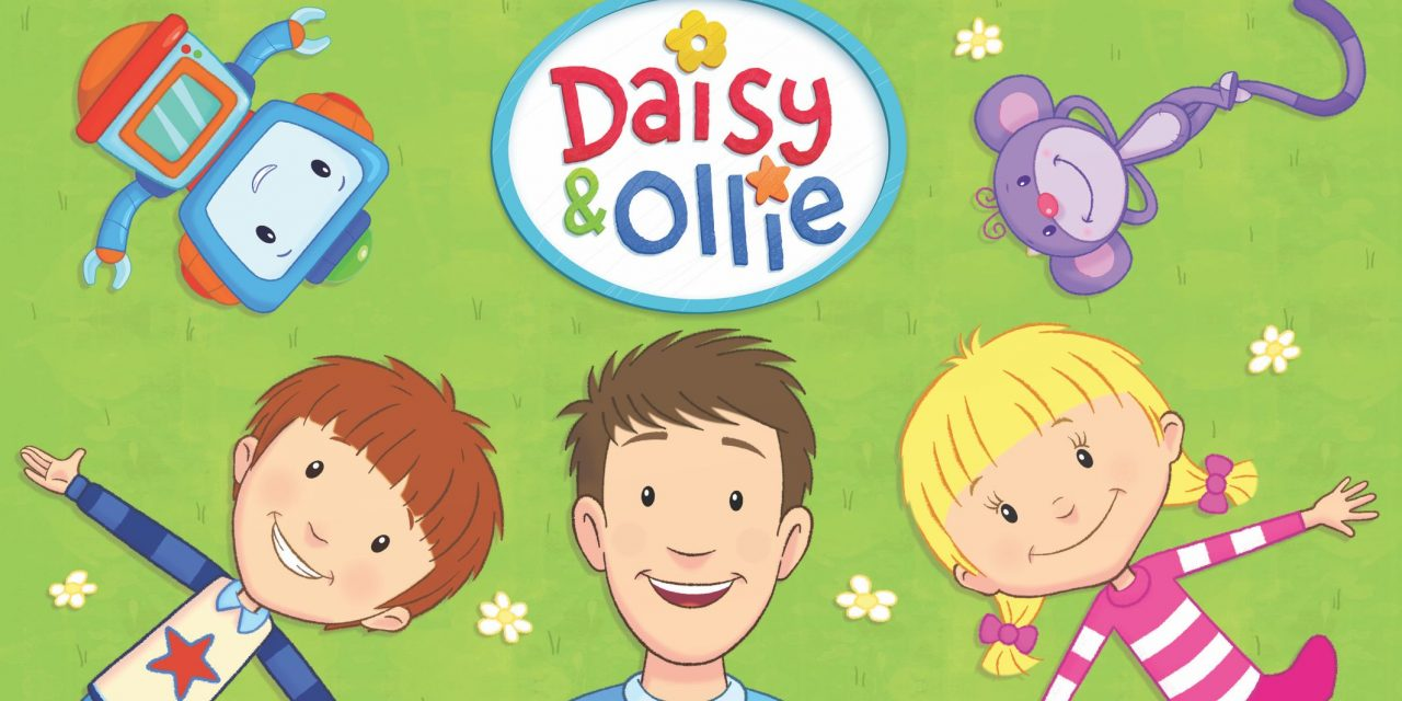 Daisy & Ollie coming to Channel 5's Milkshake
